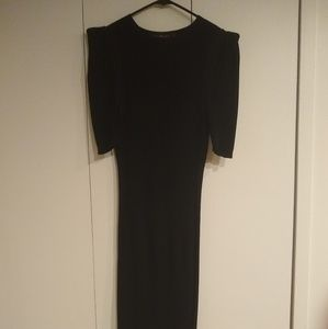 Stella and Jamie Black Dress